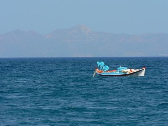 ฟิร่า, กรีซ: Santorini, Greece.