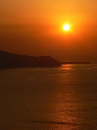 ฟิร่า, กรีซ: View from Caldera, Fira, Santorini, Greece.