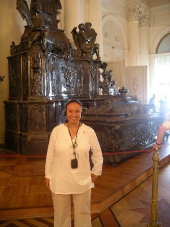 พิพิธภัณฑ์เฮอร์มิทาจและพระราชวังฤดูหนาว: Hermitage
