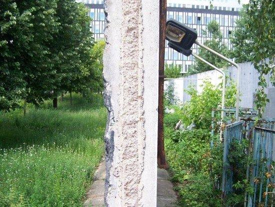 อนุสรณ์สถานกำแพงเบอร์ลิน: Berlin Wall