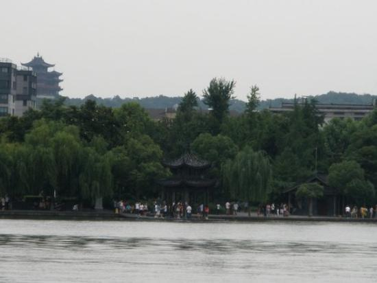 West Lake (Xi Hu): BEAUTIFUL West Lake, Hangzhou