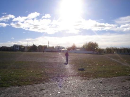 Rio Gallegos, อาร์เจนตินา: Cuando iba en camino hacia el centro