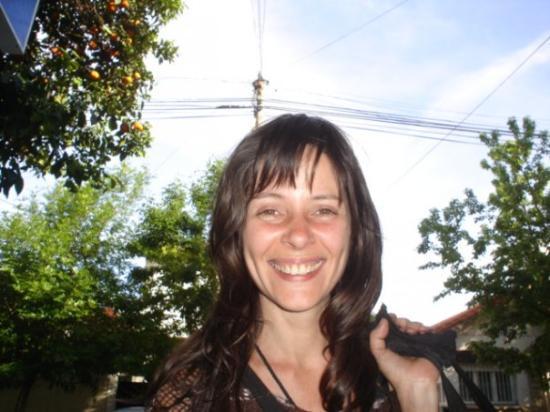 Vicente Lopez, อาร์เจนตินา: Andru....♥ hermanita hermosa...sólo quiero verte sonreír así... un abrazo y sabés que estoy allá