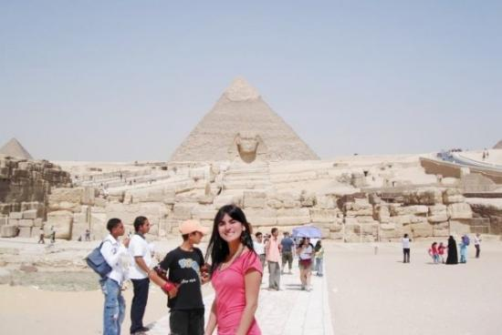 กิซ่า, อียิปต์: ^^