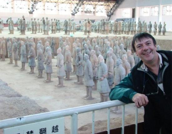 ซีอาน, จีน: I'm in the army now
