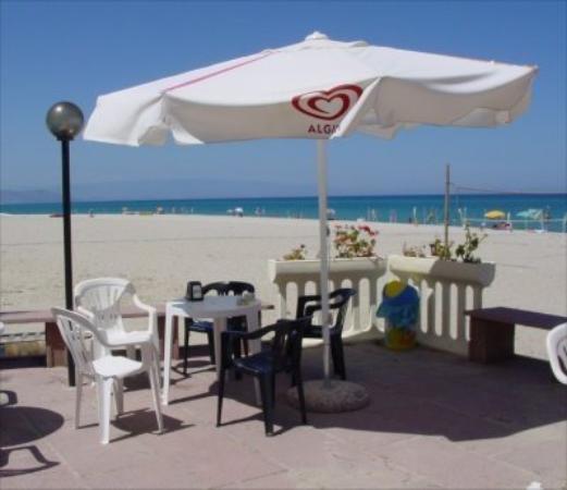 Badolato, อิตาลี: Isca beach cafe