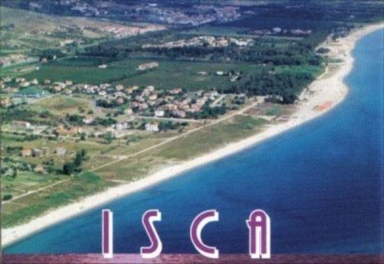 Badolato, อิตาลี: Isca from the air