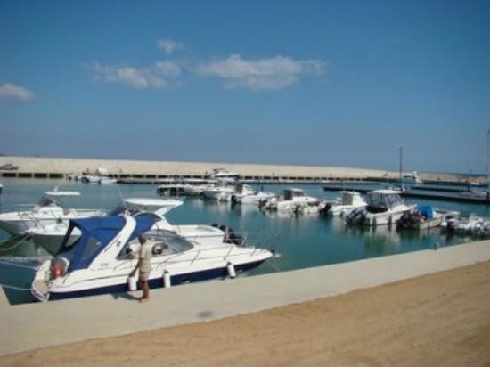 Badolato, อิตาลี: The local marina