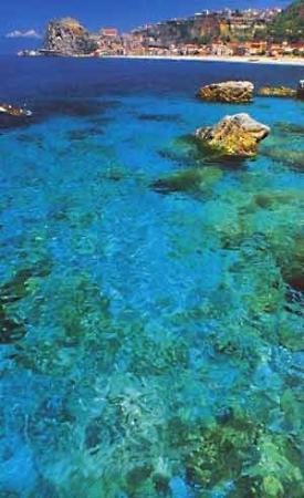 Badolato, อิตาลี: Tropea Beach