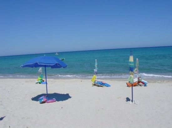 Badolato, อิตาลี: Isca beach