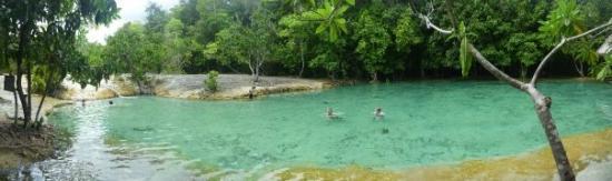 เมืองกระบี่, ไทย: Emerald Pool