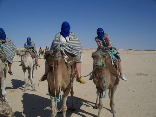 Douz, ตูนิเซีย: Sahara