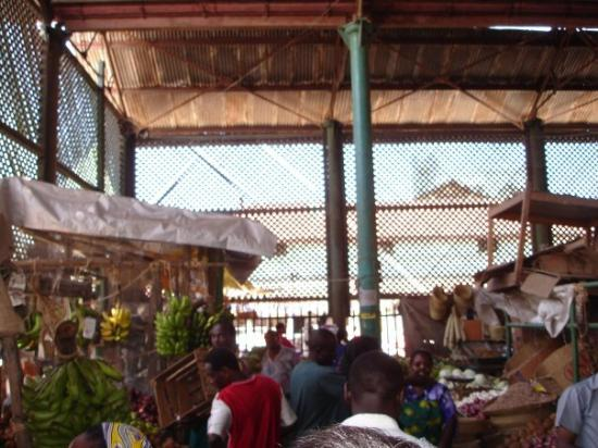 มอมบาซา, เคนยา: Mercato di Mombasa