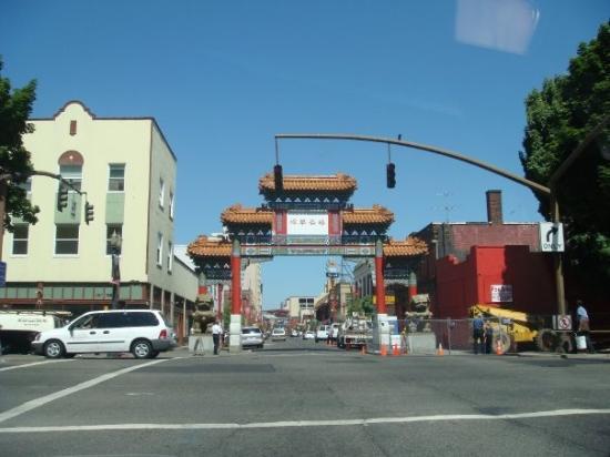 พอร์ตแลนด์, ออริกอน: China town of Portland