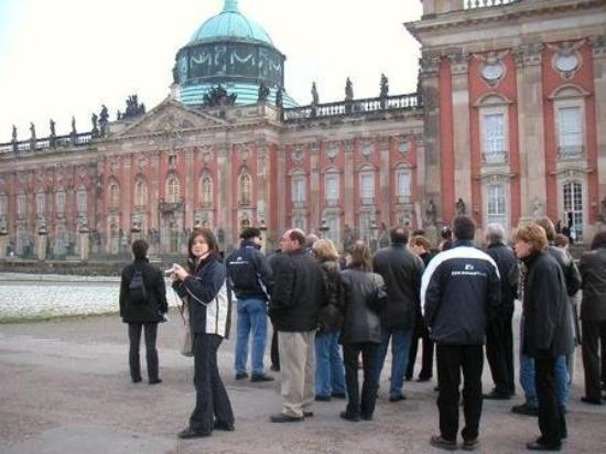 พอทสดัม, เยอรมนี: Potsdam Prussian New Palace, Sanssouci (in a city outside the boundaries of hated city). Built i