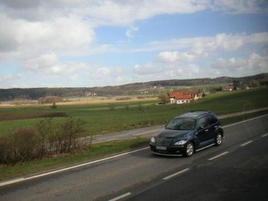 นูเรมเบิร์ก, เยอรมนี: Driving to Schlosshotel Schkopau, stay one night and then to Berlin