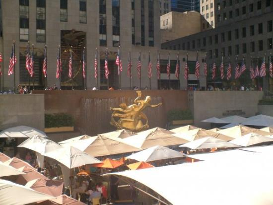 Rockefeller Center: New York