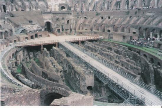 โคลอสเซียม: The Coliseum -Rome