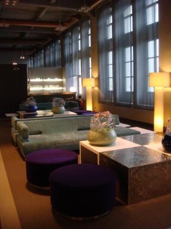 ตูริน, อิตาลี: AC Torino Hotel, very hip