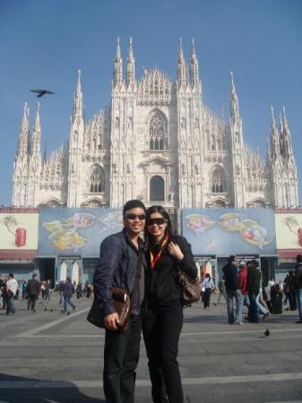 มิลาน, อิตาลี: Duomo, Milan