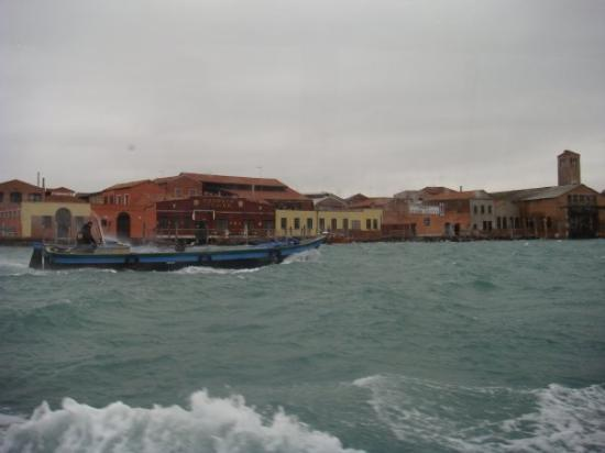 Boat ride to Murano, Torcello & Burano.