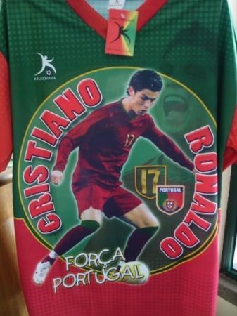 ฟุงชาล, โปรตุเกส: Cristiano Ronaldo was born in Funchal, Madeira.