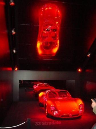 เจนีวา, สวิตเซอร์แลนด์: Geneva Auto Saloon  Classic Alfa Romeo