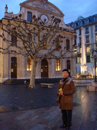 เจนีวา, สวิตเซอร์แลนด์: Geneva is nice