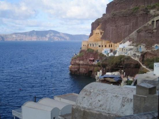 โรดส์ทาวน์, กรีซ: Santorini, Grecia