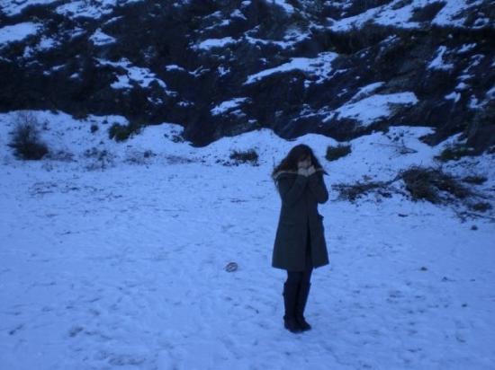 Enero Viaje a Cazorla, que guay la nieve recien caida...