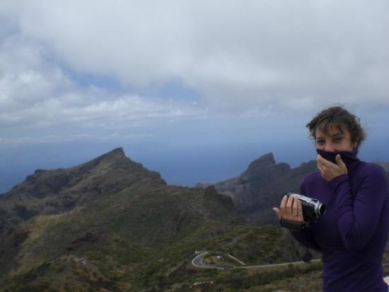 Abeque Turismo Activo: Tenerife Final de abril 2009.  Pasando frio en Nasca