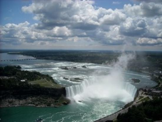 Niagara Falls: Horseshoe Falls (Canadian side)