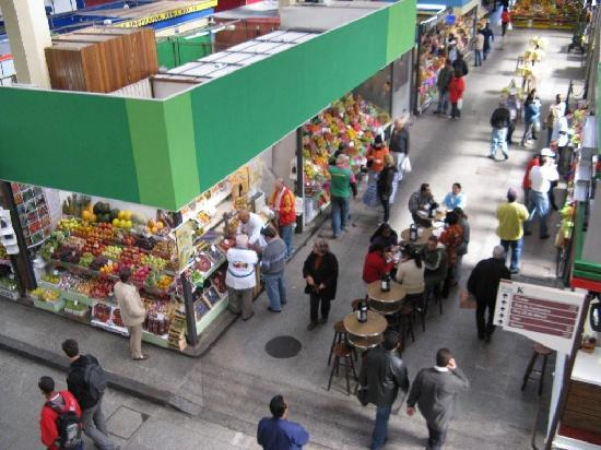 Mercadao - Sao Paulo Municipal Market: vendors