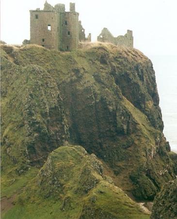 อะเบอร์ดีน, UK: Dunnottar Castle