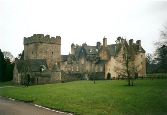 อะเบอร์ดีน, UK: Drum Castle