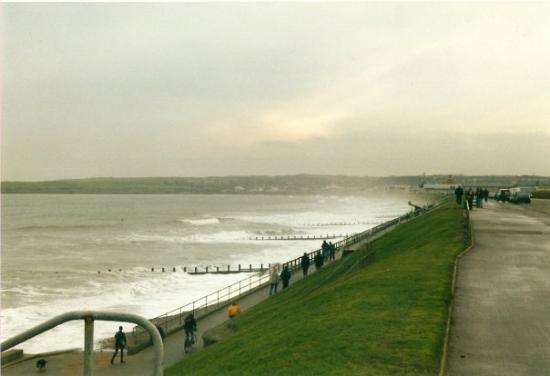 อะเบอร์ดีน, UK: Tuolla meressä oli oikeesti surffareita... Joulukuussa...