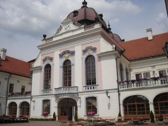 Godollo, ฮังการี: Gödöllői Királyi Kastély