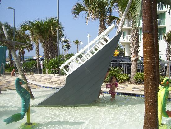 Oceans One Resort: Kid Splash Area