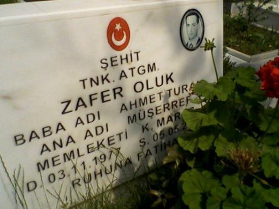 อาดานา, ตุรกี: 13.6.2009 Zafer in heaven... Special thanks to Deniz A. Wilson