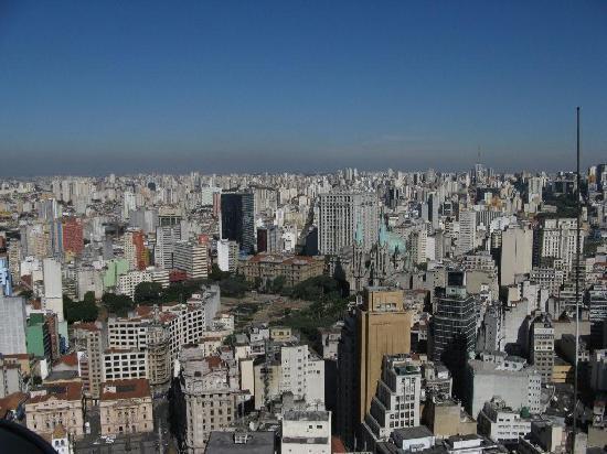 Farol Santander: view