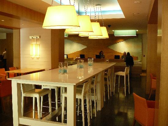 Sheraton Fisherman's Wharf Hotel: Lobby