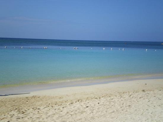 Roatan (เกาะโรอาทาน), ฮอนดูรัส: amazing water and beach