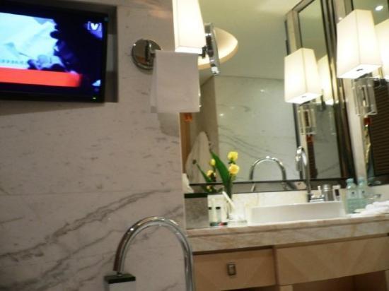 โรงแรมเจดับเบิ้ลยู แมริออท ปักกิ่ง: JW Marriott Hotel