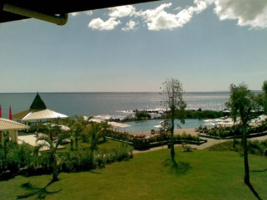 Club Med La Plantation d'Albion: Mauritius, Africa widok z hotelu Club Med