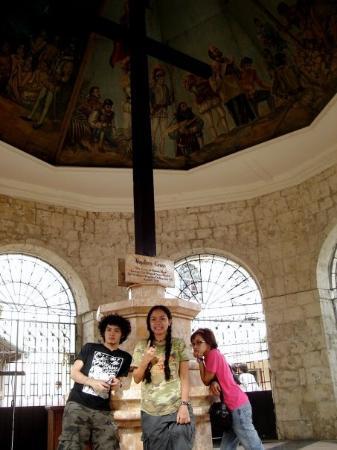 เซบูซิตี, ฟิลิปปินส์: the sacrilegious trio