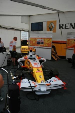 Silverstone, UK: my hobby is ... speed