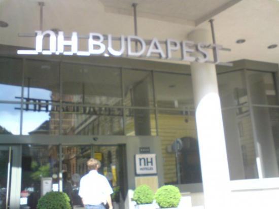 โรงแรม เอ็นเอช บูดาเปสต์: üses hotel :D  ****NH Budapest