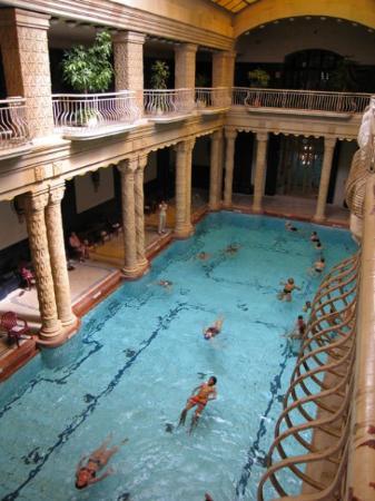 Gellert Spa: Gellért Baths