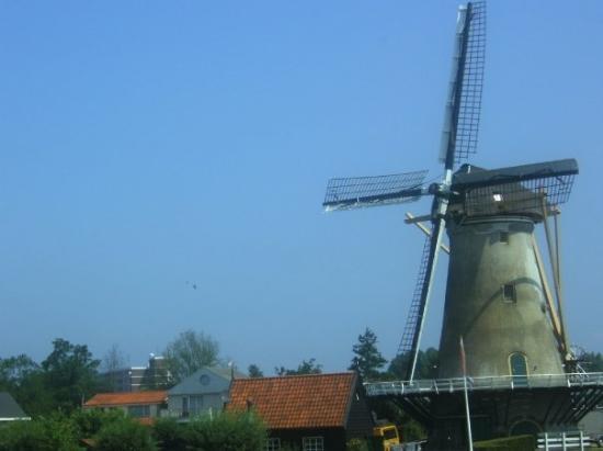 เกาดา, เนเธอร์แลนด์: A much better picture of the elusive windmill