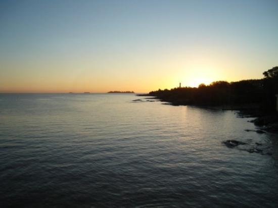 Colonia del Sacramento, อุรุกวัย: Colonia Uruguay  La ultima foto q tome antes de subir al barco
